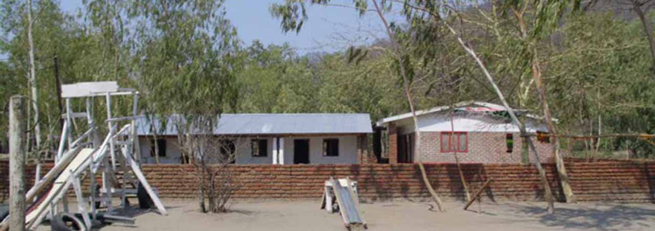 Mwana Africa Primary School - STD 1 - 3